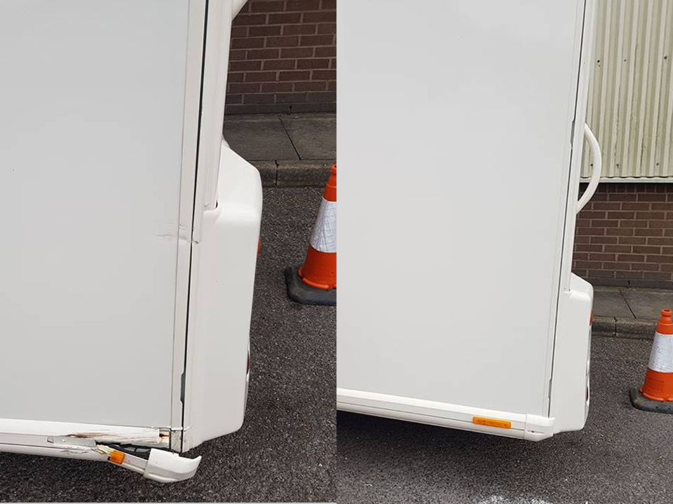 Bailey Pegasus Nearside Panel